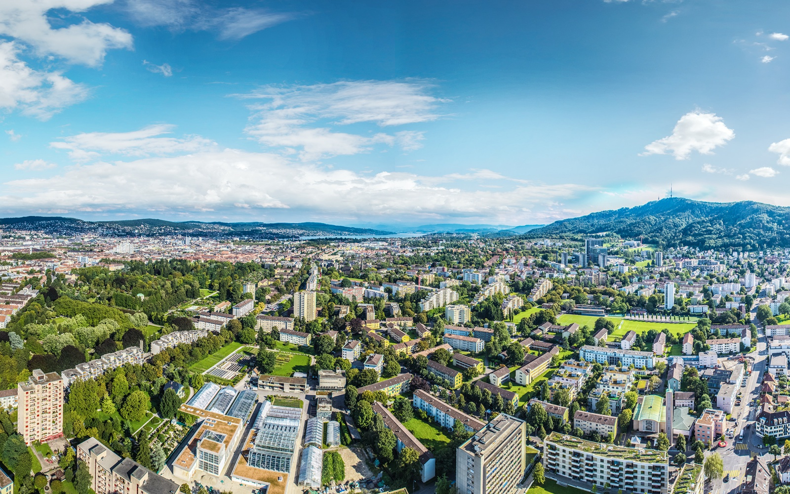 Panorama Zürich - Case 1